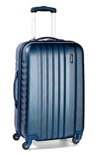 Cestovní kufr malý March Ribbon S Navy brushed