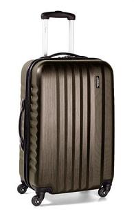 Cestovní kufr malý March Ribbon S Bronze brushed
