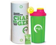 BIO Matcha tea Charger 15x2g + šejkr ZDARMA