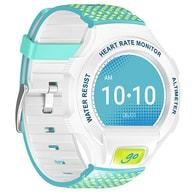 Unisex hodinky Alcatel ONETOUCH GO WATCH, White/Green&Blue