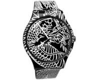 Unisex hodinky Swatch DRACONEM SUOZ150