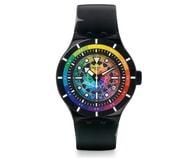 Unisex hodinky Swatch CHROMATIC WATER SUUB401