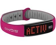 Fitness náramek Sigma Activo Pink