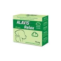 ALAVIS™ Relax pro psy a kočky 75 mg
