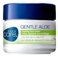 Zklidňující pleťový krém s Aloe Vera a Vitaminem E Care Gentle Aloe 100 ml