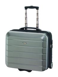 Cestovní kufr Check.In London S Carbon Silver