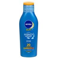 Osvěžující mléko na opalování NIVEA Protect & Refresh OF 20