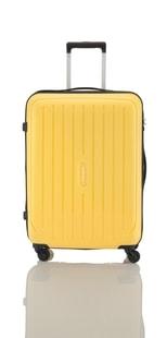 Cestovní kufr Travelite Uptown 4w M Yellow