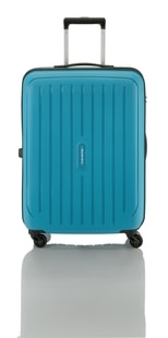 Cestovní kufr Travelite Uptown 4w M Petrol