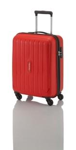 Cestovní kufr Travelite Uptown 4w S Red