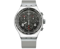 Pánské hodinky Swatch Blackie YVS401G