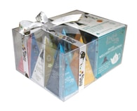 Dárková kolekce English Tea Shop 12 BIO pyramidek Wellness 6 příchutí