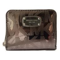 Elegantní peněženka MK Jet Set Item Wallet Nickel