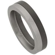 Dvoubarevný prsten Emporio Armani EGS2130040