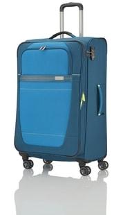 Cestovní kufr Travelite Meteor 4w L Petrol