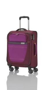 Cestovní kufr Travelite Meteor 4w S Berry