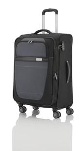 Cestovní kufr Travelite Meteor 4w M Black
