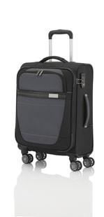 Cestovní kufr Travelite Meteor 4w S Black