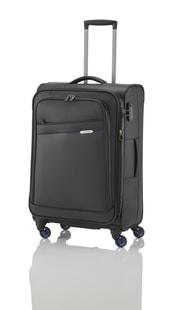 Cestovní kufr Travelite Scuba 4w M Black