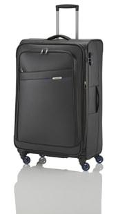Cestovní kufr Travelite Scuba 4w L Black