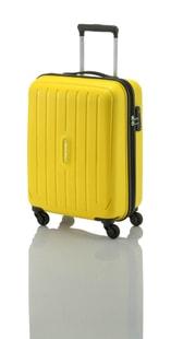 Cestovní kufr Travelite Uptown 4w S Yellow