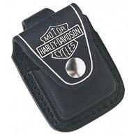 Kožené pouzdro na zapalovač Zippo Harley-Davidson® 17017