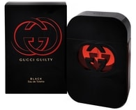 Gucci Guilty Black - toaletní voda s rozprašovačem
