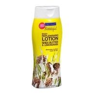 Vyživující tělové mléko s bambuckým máslem a citronovou trávou (Replenishing Body Lotion Shea Butter & Lemongrass) 400 ml