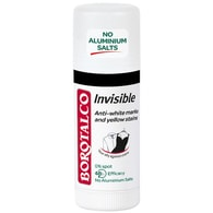 Tuhý deodorant Invisible 40 ml