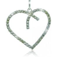 Náhrdelník Srdce Crystal 3194