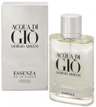 Armani Acqua Di Gio Essenza - parfémová voda s rozprašovačem
