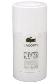 Eau De Lacoste L.12.12 Blanc - tuhý deodorant