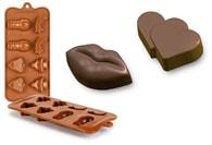 Silikonová forma na čokoládu- Sv. Valentýn Ibili
