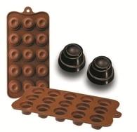 Formičky na čokoládu Delice 10,5x21cm Ibili