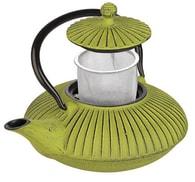 Čajová litinová konvička VERDE 0,78 L - zelená Ibili