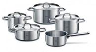 Sada nádobí nerezová - 5 dílná – Family-line Fissler