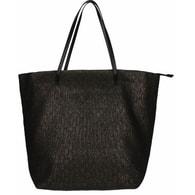 Slaměná taška Black 15B0100-1