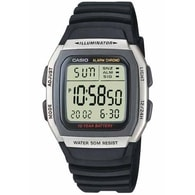 Pánské hodinky Casio Collection W-96H-1AVEF