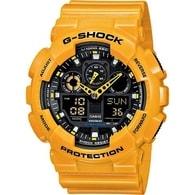 Pánské hodinky Casio G-shock GA-100A-9AER