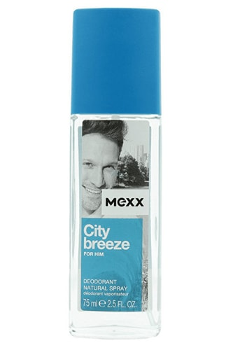 MEXX City Breeze For Him - deodorant s rozprašovačem